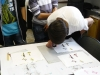 Polygrafické dílny - tiskařská dílna kontrola tisku